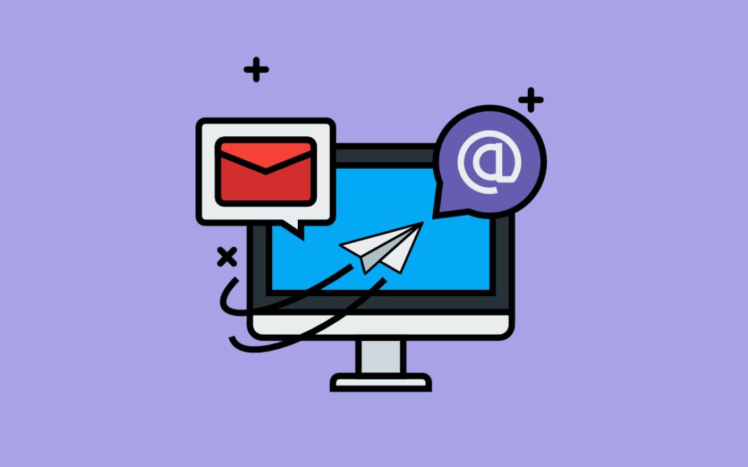 Cómo se envía un correo electrónico